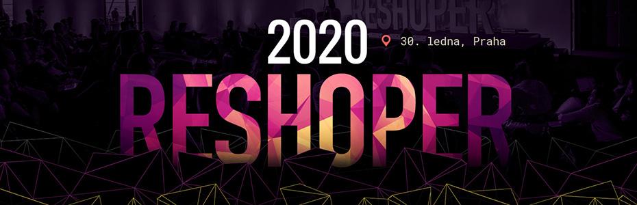 E-commerce RESHOPER 2020 Praha