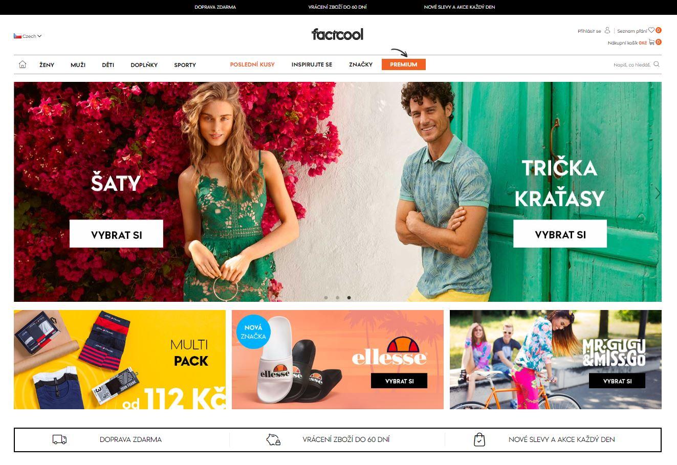 internetový obchod factcool.com